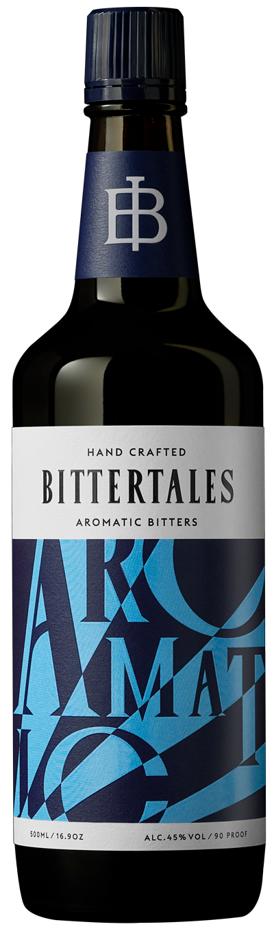 BITTERTALES Aromatic Bitters bottle